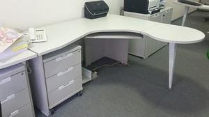 escritorios de melamina medidas standart 980 exc posot class