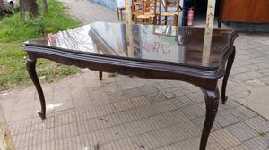 Mesa comedor chippendale