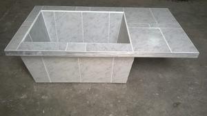 Pileta de lavadero en ceramica fabrica posot class Lavadero ceramica