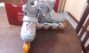 Rollers Cougar Talle  aluminio