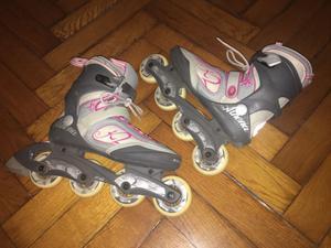 Rollers K2 Athena Talle 39 como nuevos !