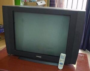 Tv Crown 29 pulgadas pantalla plana con control remoto,