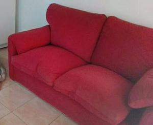 Vendo hermoso sillón de 2 cuerpos