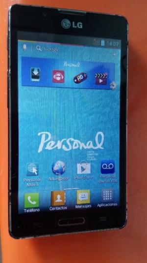 vendo Celular LG L7