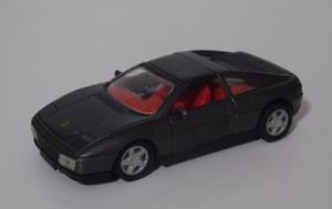 Auto Ferrari 348ts Maisto Shell Coleccionable.