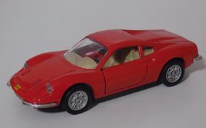 Auto Ferrari Dino 246 Gt Shell Colección Maisto Esc. 1/36