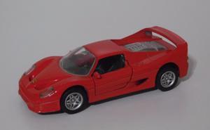 Auto Ferrari F50 Shell Colección Maisto Esc. 1/39. De