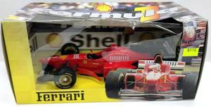 Auto Formula 1 Ferrari Coleccion  Entregada Por Shell