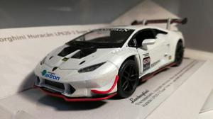 Lamborghini Huracan Lp  Super Trofeo 1/38 Kinsmart