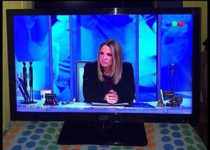 Smart Tv Led Hd Bgh Con Tv Box Android En Perfecto Estado