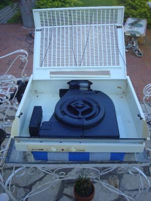 Spar 907 extractor purificador con/sin salida regalo!