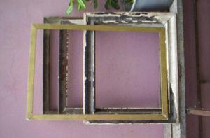 marcos grandes antiguo a restaurar desde 100$