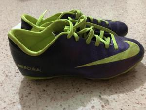 Botines Nike mercurial