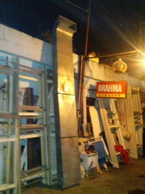 Ductos de ventilación o para hacer chimenea