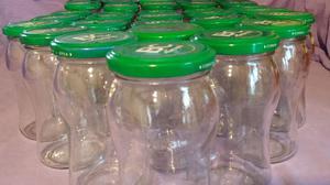 Frascos De Vidrio De Yogurt Para Decoracion Velas Posot Class