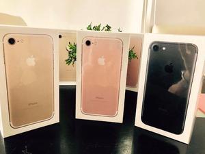 Iphone 7 32 GB Pantalla 4.7 Nuevo en caja Libre de Fabrica