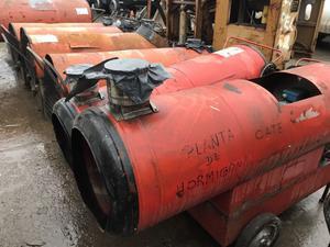 Quemador a gas oil Rolon  kcal/hora envío al interior