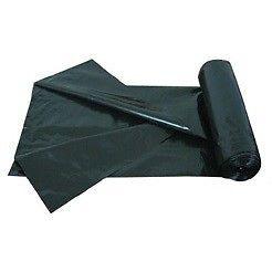 Rollo Cobertor Polietileno Negro 2x100mts 100 micrones