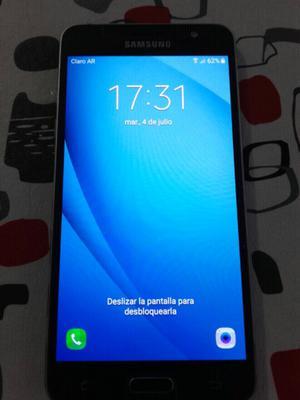 Samsung galaxy j5 color negro 16 gb  libre de fabrica
