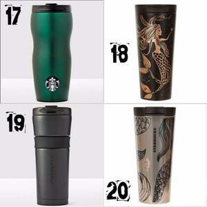 Vaso Termico Tumbler Mug Starbucks Original Traidos De Usa