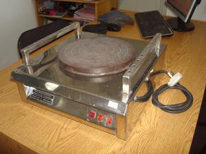 Anafe eléctrico de excelente calidad de acero inoxidable,