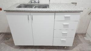 Baldosas granito gris mara sin uso posot class for Mesada granito blanco