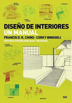 Diseño De Interiores Un Manual Francis Ching Última