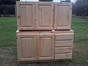 Gratis liquidamos muebles de madera a bajo posot class - Muebles en madera de pino ...