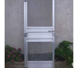 Puerta mosquitero de aluminio 0,80 x 2 m!