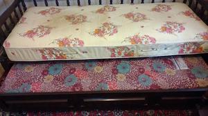 Sofa Cama de Madera