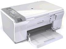 Impresora Multifunción Hp F All In One! liquido!