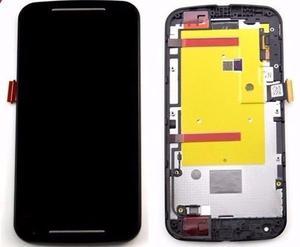 Modulo Pantalla Motorola Moto G2 Lcd+touch + Marco Original