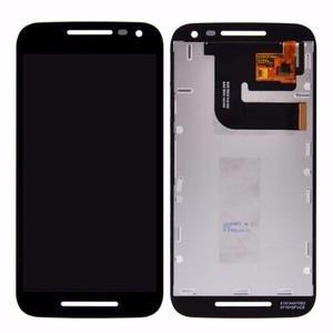 Modulo Pantalla Motorola Moto G3 Lcd+touch + Marco Original