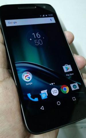 Vendo o permuto Moto G4 Play libre de fábrica 4G.