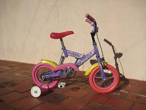Bicicleta Rodado 12 De Nena Impecable! Oportunidad!!!