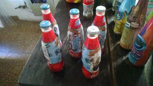 Botellas Quilmes Colección. Llenas Pack 12 Unidades