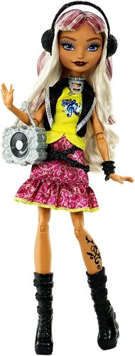 Ever After High Melody Piper - Re Edicion - De Mattel