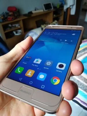 Huawei gw libre de fábrica dual sim color dorado 1 mes de