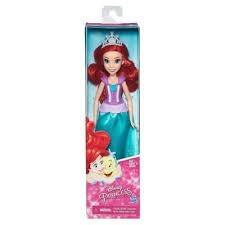 Muñecas Disney Princesas Ariel-bella-blanca Nieves