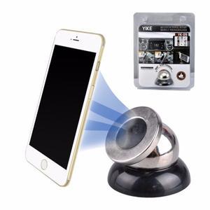 Soporte Teléfono Para Auto Gps - Magnético 360 Lo Mas