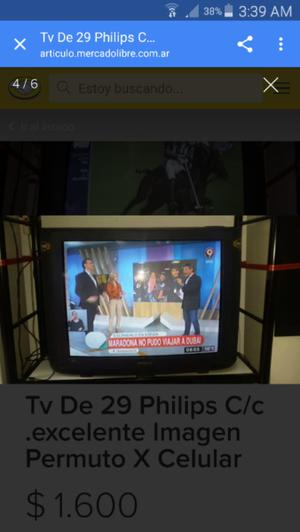 Tv 29 philips