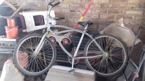Bicicleta playera casi nueva