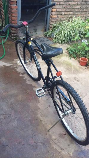 Bicicleta playera rodado 26.