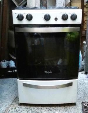 Cocina Wf976b 76cm 5h Inox As Whirlpool Posot Class