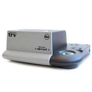 Estabilizador De Tensión Trv Concept Av (tv Led/consolas)
