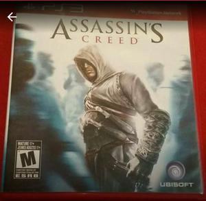 Juego PS3 Assassin's
