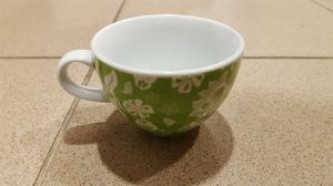 Juego de té de porcelana 6 personas