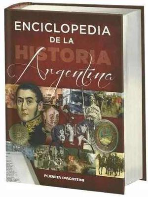 Libro: Enciclopedia De La Historia Argentina - Edit Planeta