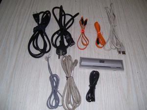 Lote Cables Computación Usados