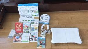 Nintendo Wii + Wii Fit Como Nueva! Exelente Oferta